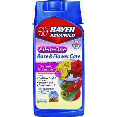 All-in-One Rose and Flower Care Concentrate Insecticide by Bayer Crop Science