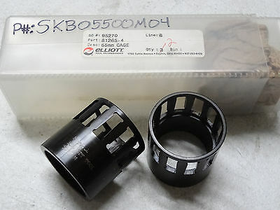 new ELLIOTT TOOL TECHNOLOGIES SKB05500M04 55mm Skiving Cage roller bushing 81265