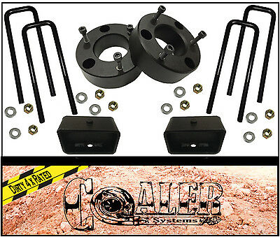 "Chevy Silverado 3"" Front and 2"" Rear lift kit for 2007-2018 GMC Sierra Leveling"