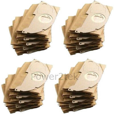 20 x 20 Dust Bags for Karcher 1.629-554.0 1.629-555.0 1.629-556.0 Vacuum Cleaner