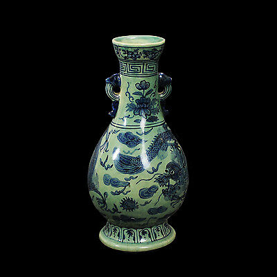 Aphrodite- Important Ancient Chinese Ming Dyansty Porcelain Vase