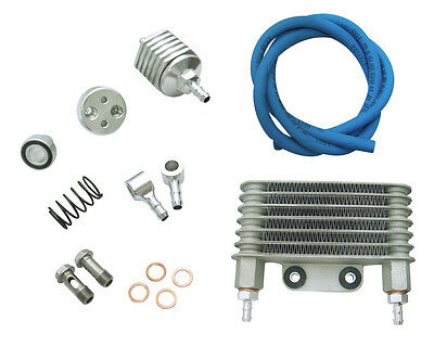125cc NCY HIGH PERFORMANCE OIL COOLER KIT FOR YAMAHA ZUMA/BWS