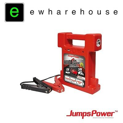 Jumpspower Amg24 Lithium Jump Starter, Powerbank And Emegency Torch