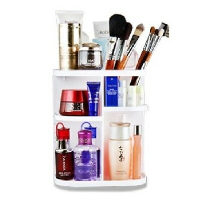 [Lavientree] 360 Rotating Cosmetics Organizer Make Up Display Spinning Rack