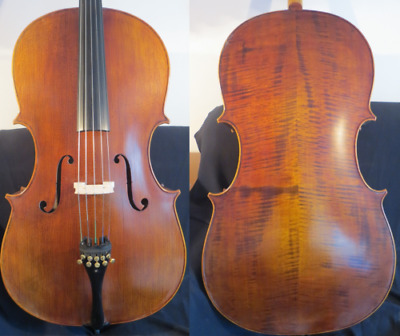 SONG maestro Copy of 1724 Yo-Yo Ma sleeping 5strings 4/4 ,powerful sound #11621
