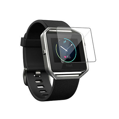 Mobile Mob Fitbit Blaze Tempered Glass Screen Film Protector Guard
