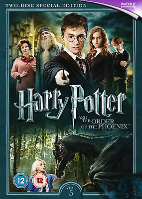 Harry Potter and the Order of the Phoenix (2016 Edition) (DVD) Daniel Radcliffe