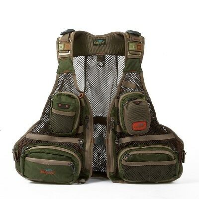Fishpond Sagebrush Mesh Fly Fishing Vest - Alpine Green