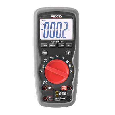 RIDGID Digital-Multimeter micro Modell DM-100