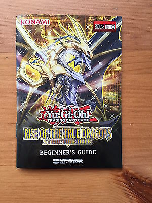 Beginner's Guide - Rise of the True Dragons Structure Deck - Yu-Gi-Oh! - Yugioh