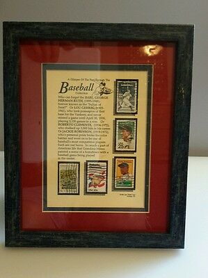 A Glimpse Of The Past Baseball Collection Jack Rabbit Studio Stamp Art