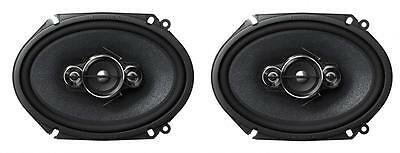 "Pioneer TS-A6834I 6""x8"" Car Custom Fit Speakers Jaguar S Type 1 pair"