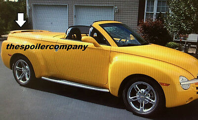 NEW FOR CHEVROLET SSR Pre-Painted GM SILVER 67/WA994L ABS Spoiler Wing 2003-2006
