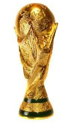 Original Brazil Football world cup Trophy 2014 Replica-36 Cm-in Stock