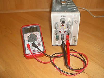 Tektronix PS-503A Power Supply Plug-In Module for TM500 Series * WORKING *