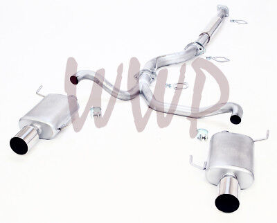 Performance Cat Back Exhaust Muffler System Kit For 05-09 Subaru Legacy GT 2.5L