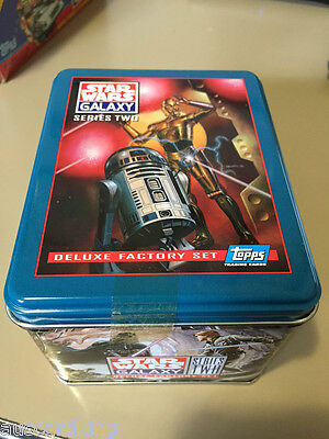 Star Wars - Galaxy Series 2 - Empty Card TIN