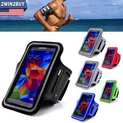 For Samsung Galaxy S7/S7 Edge Sport GYM Armband Case Arm band Pouch Phone Holder