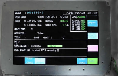 LQ10D213 LCD Panel Compatible used on PSC FP511-TC21 and TSK A-PM-90A NEW
