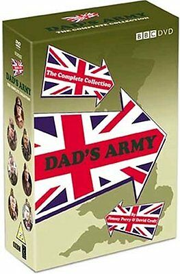 Dad's (Dads) Army The Complete Collection Dvd Box Englisch