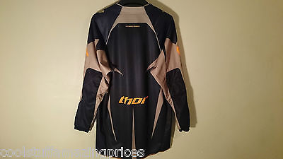 THOR CORE PERFORMANCE MOTOCROSS  OUTERWEAR SHIRT *Adult Medium* Padded Elbows