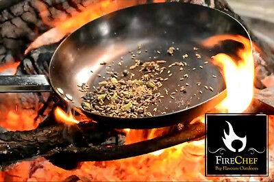 FireChef FirePan, Open Fire & BBQ Frying Pan
