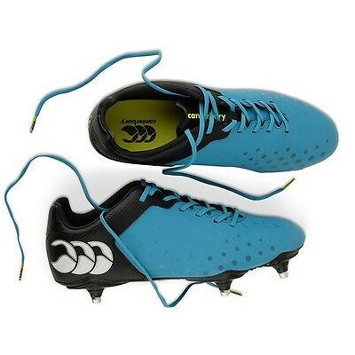 Canterbury Control Club 6 Stud E22374 X13 Rugby Boots Sizes UK  8 9 10 11 12