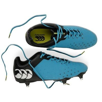 Canterbury Control Club 6 Stud Rugby Boots Sizes:(UK 7 - 11) E22374-X13