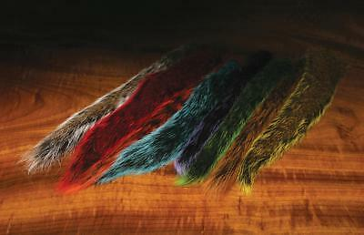 Grey Squirrel Tails | Choice of Colours | Fly Tying Materials