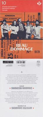 Canada 2013 BK545 - Recording Artists: The Bands – Beau Dommage