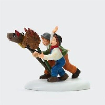 Department 56 - The Winner by a Nose - by Enesco - 57115