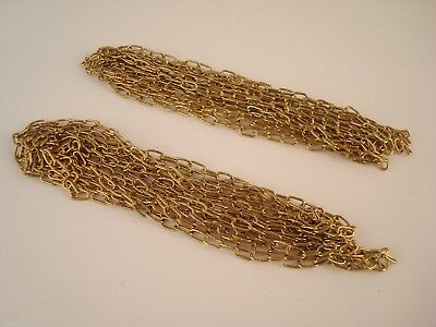 Longcase / Grandfather Clock Chains - Professional Quality - Various Sizes