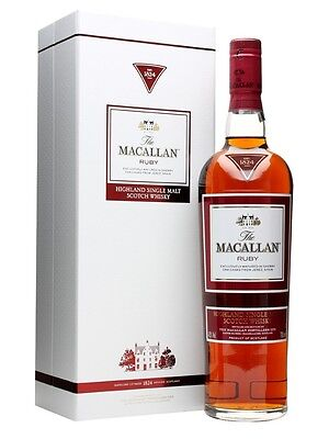 The Macallan Ruby - 1824 Series Scotch Whisky 700ml