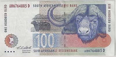 South Africa 100 Rand Banknote, 1994, Very Fine Condition