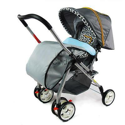 Universal FOOTMUFF COSY TOES Fit Buggy Pushchair Stroller Pram Baby Toddler
