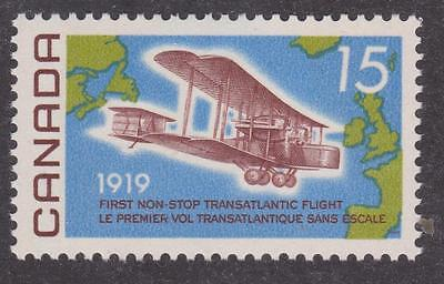 Canada 1969 #494 Alcock-Brown flight - MNH