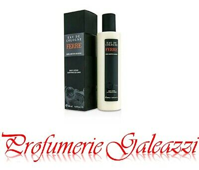 EUA DE COLOGNE FERRE BERGAMOTTO MARINO BODY LOTION - 200 ml