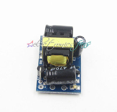 12V 400mA 4.8W AC-DC Step Down Isolated Switching Power Supply Modul 400mA