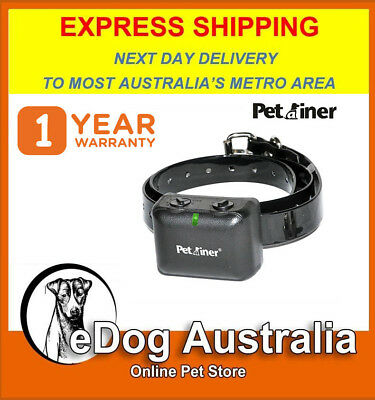 Petrainer PET850N No Bark Collar | Water Resistant | Rechargeable | Dog Training