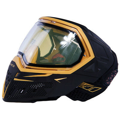 Empire EVS Thermal Paintball Goggles - Black / Gold