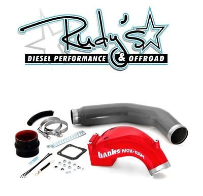 "Rev9 3/"" Intake Elbow charge Pipe for Dodge Ram Cummins 03-07 5.9 5.9L Diesel"