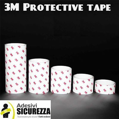 3M Scotchgard™ Clear Helicopter tape Bike Frame paint Protection Vinyl 1/24 inch