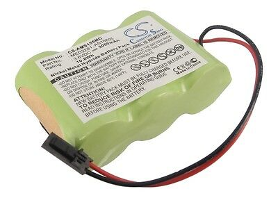 3.6V Battery for Welch-Allyn WA20510S WA20520H WA20520S 72250 Premium Cell
