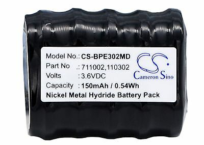 6.0V Battery for Biohit ST4 ST4 SG ST4S 110302 Premium Cell UK NEW