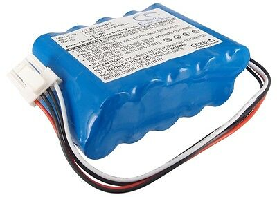 12.0V Battery for Nihon Kohden BSM-2300 BSM-2301 BSM-2301A 10HP-4/3FAUR-NK