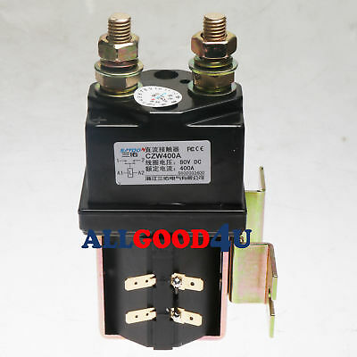 Lifting pump contactor SW200-802 for electric forklift 80V 400A B8SW31 Albright