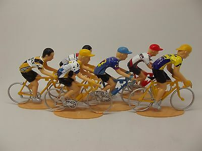 Greg Lemond cycling figures collection team la vie claire Z ADR Gan Reunault PDM