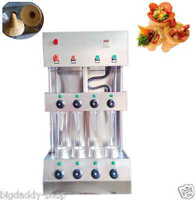 Commercial Electric Pizza Cone Forming Making Maker Machine, Cone Pizza Maker S