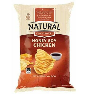 Natural Chip Honey Soy Chick 175g