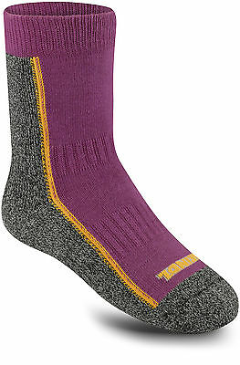 Meindl Trekking Junior Socken (flieder/grau)